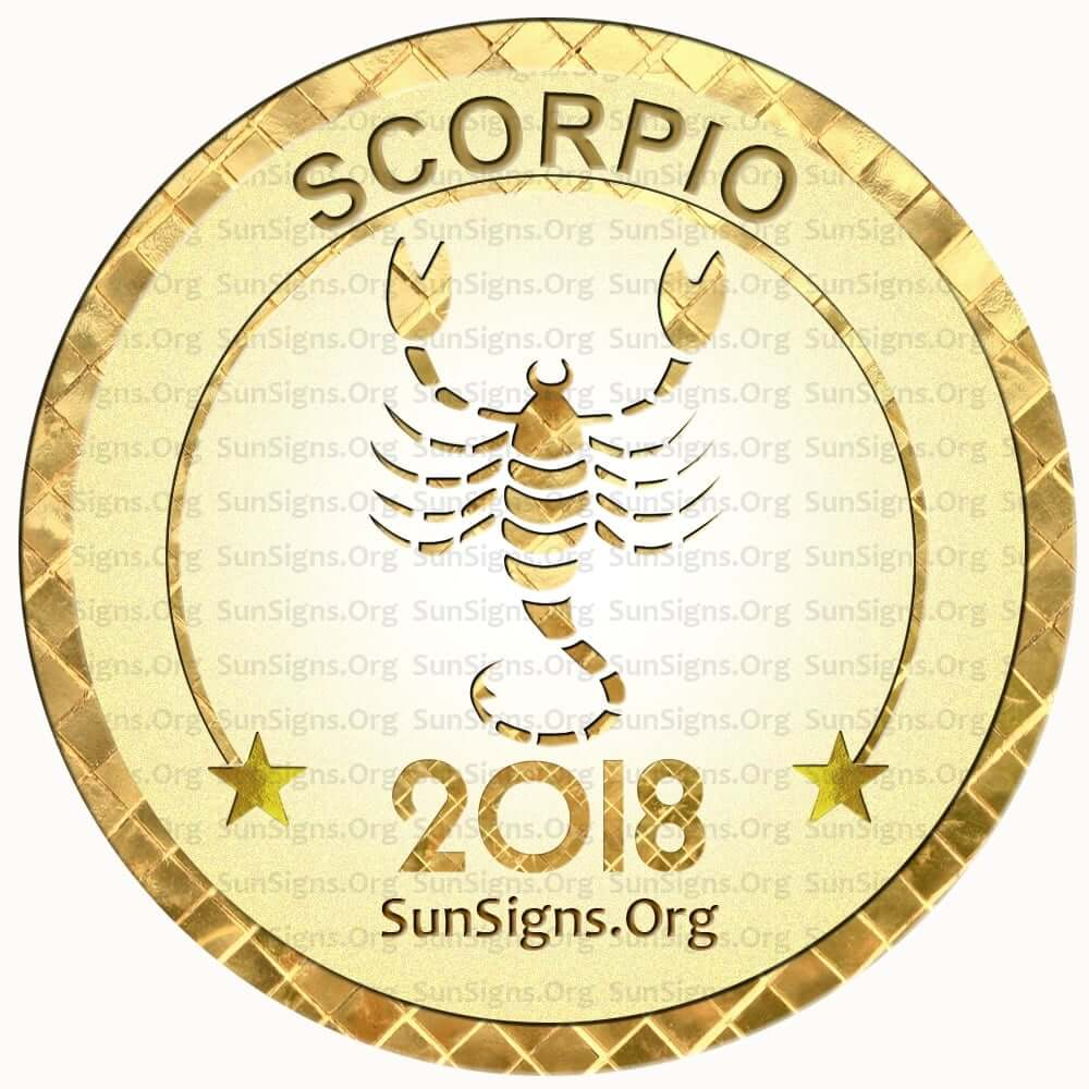 2018 Scorpio Horoscope Predictions For Love, Finance, Career, Health And Family