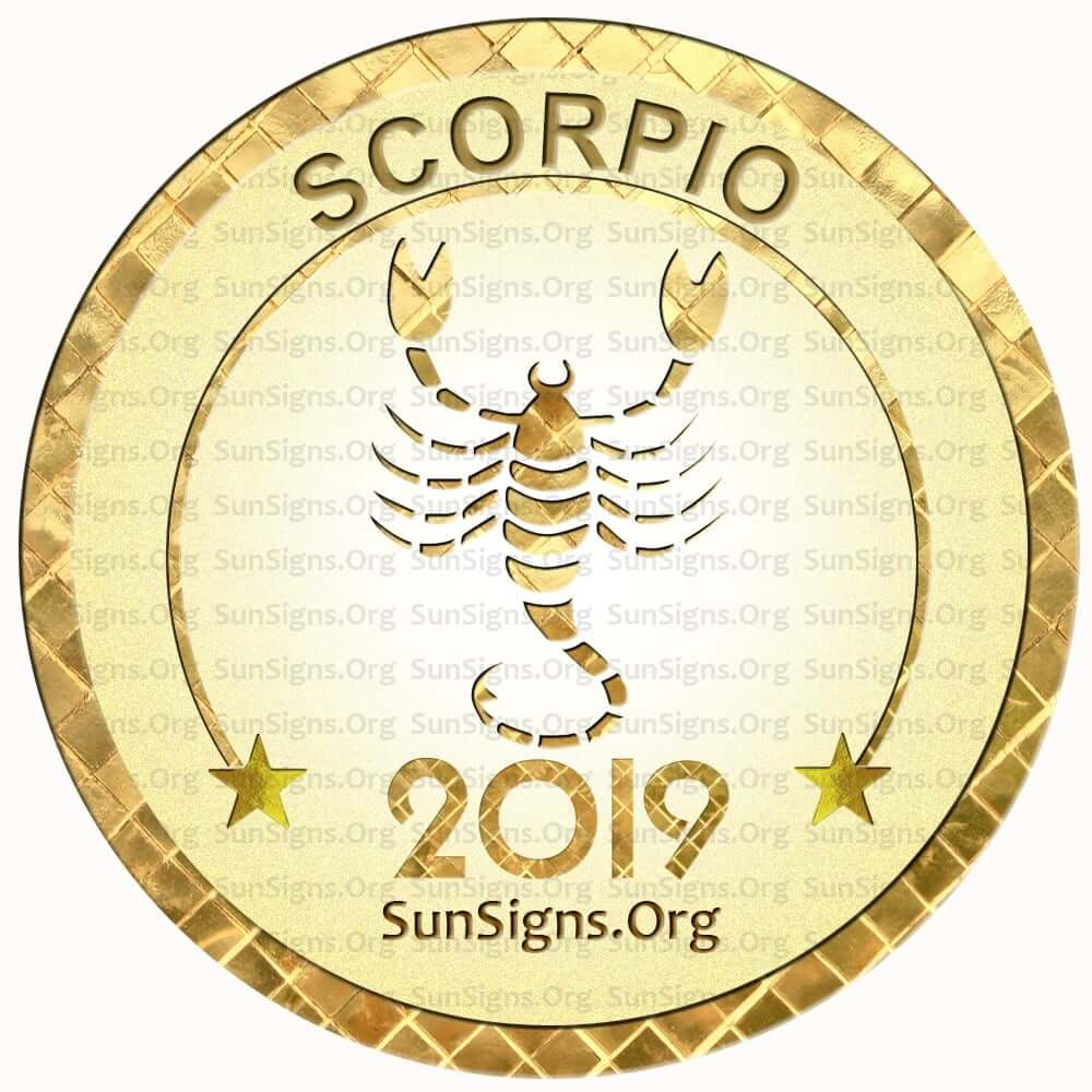 Predictions for scorpio 2019