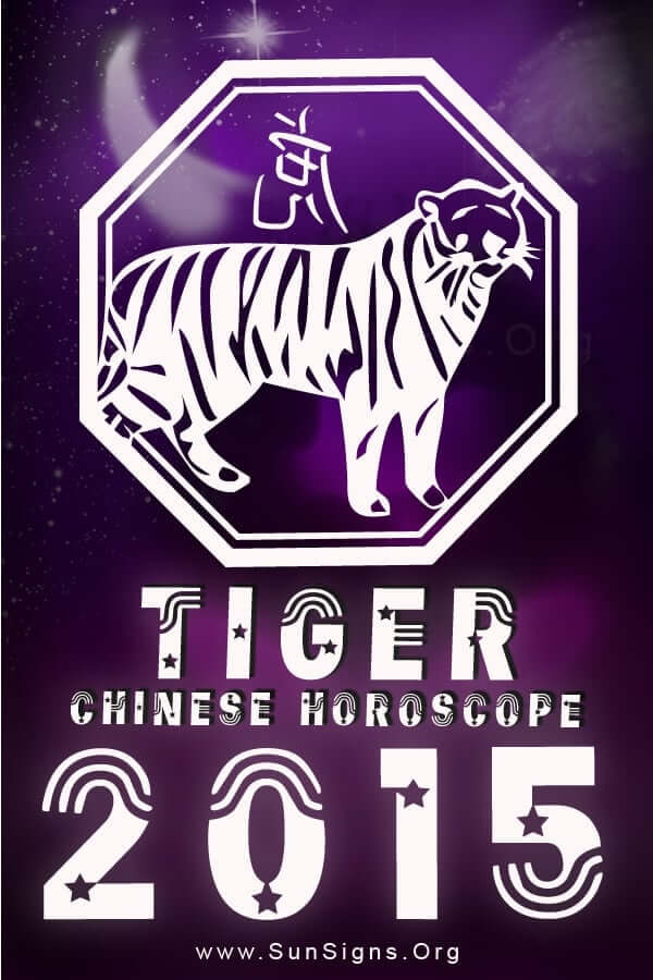 Concentration and mental stability will help the tiger become successful in the Year of the Sheep.