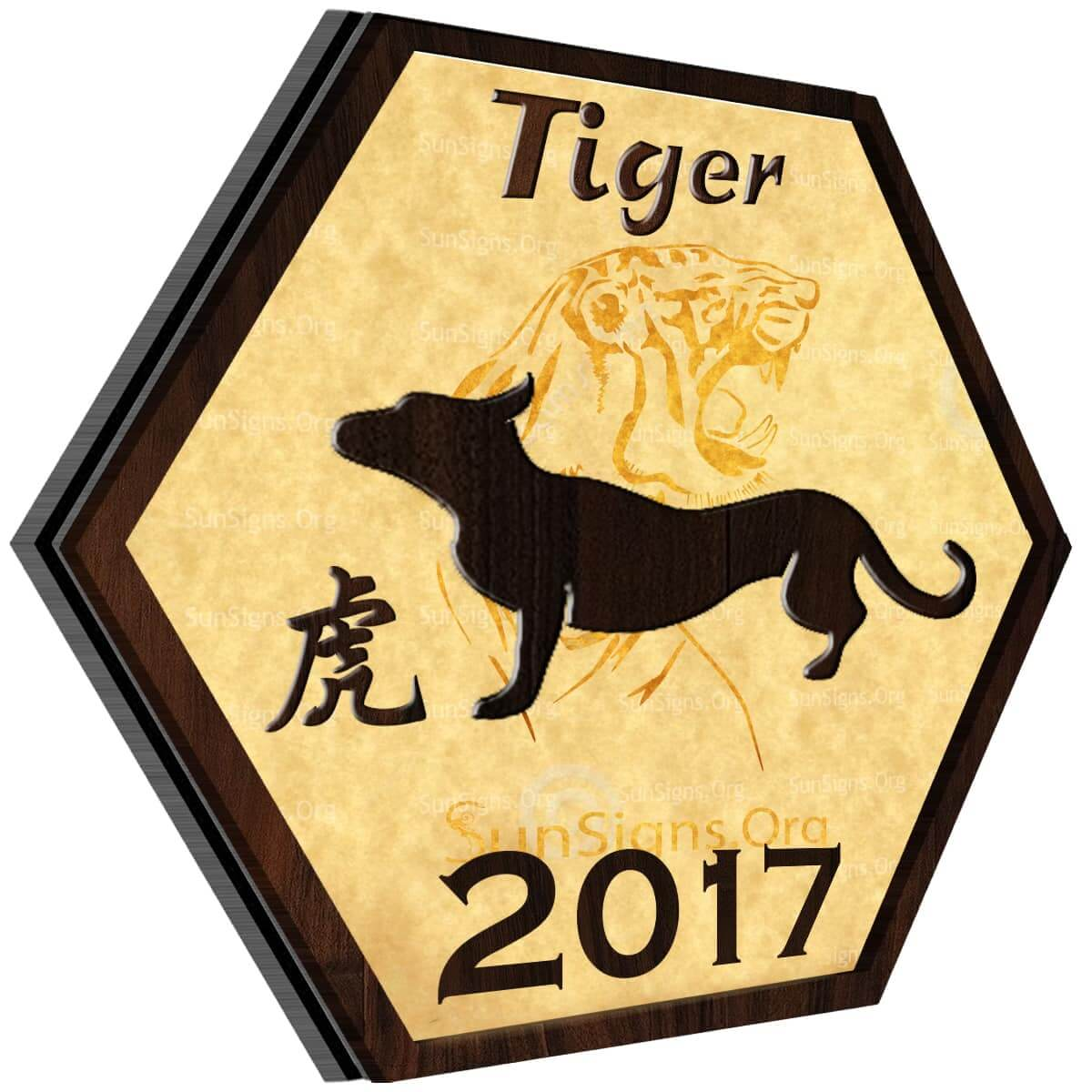 Tiger 2017 Horoscope: An