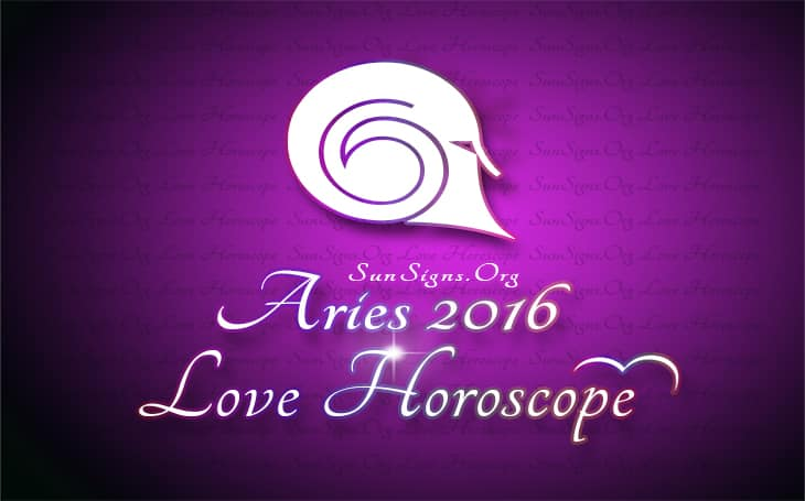 2016 aries love horoscope