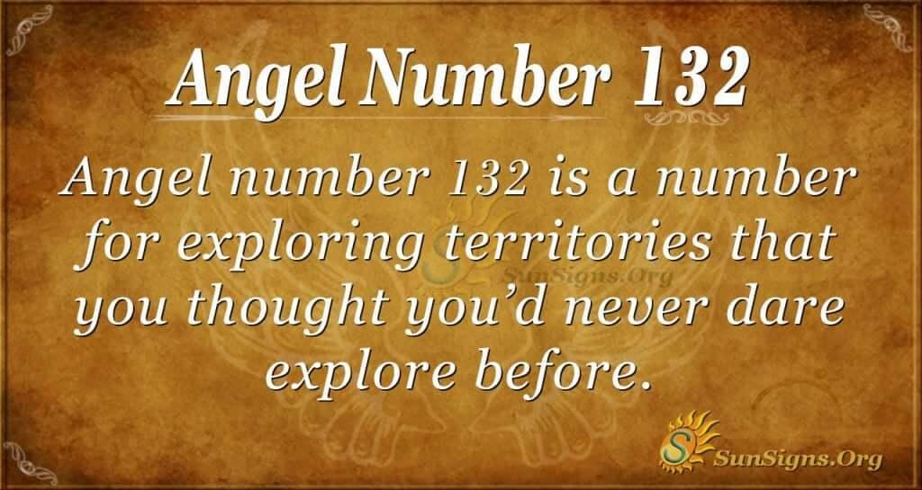 angel number 132