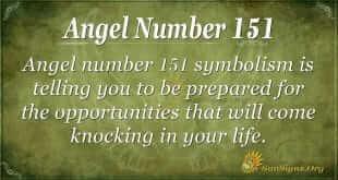 angel number 151