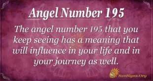 angel number 195