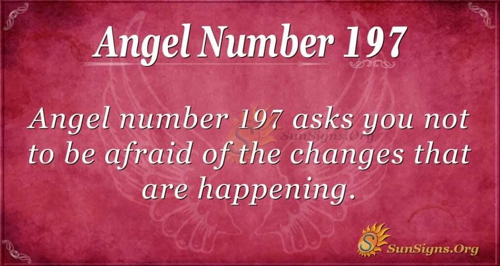 angel number 197