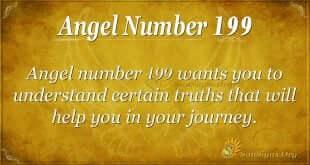 angel number 199