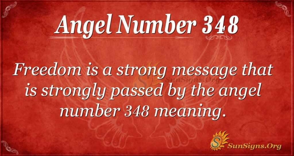 Angel Number 349