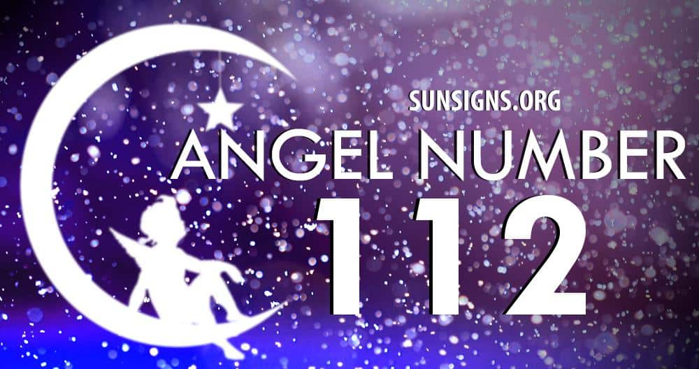 angel number 112