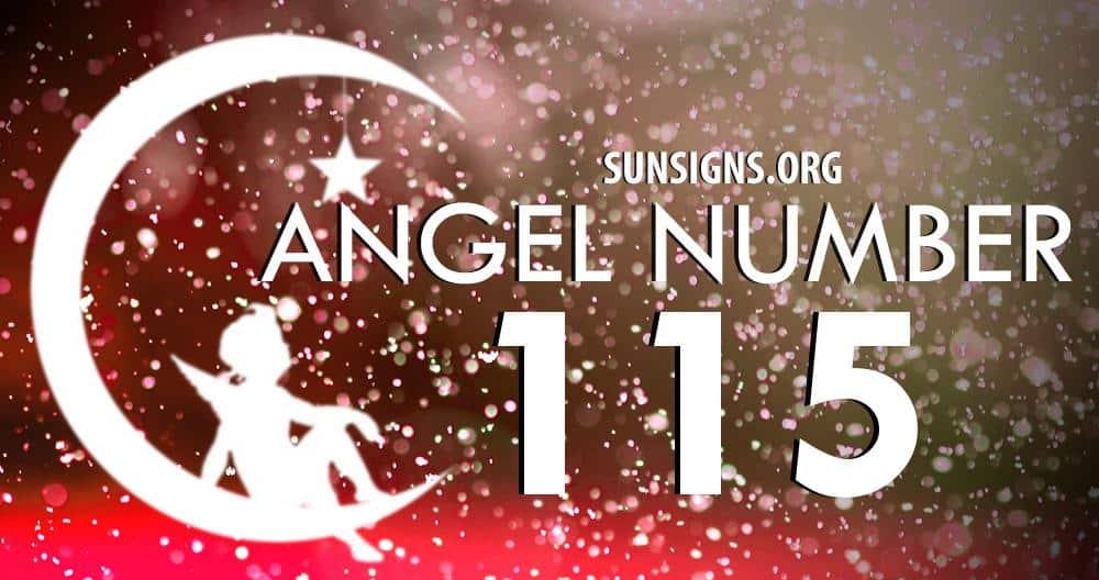 angel number 115