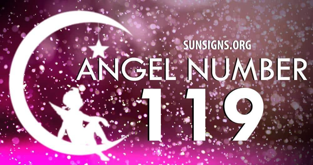 angel number 119