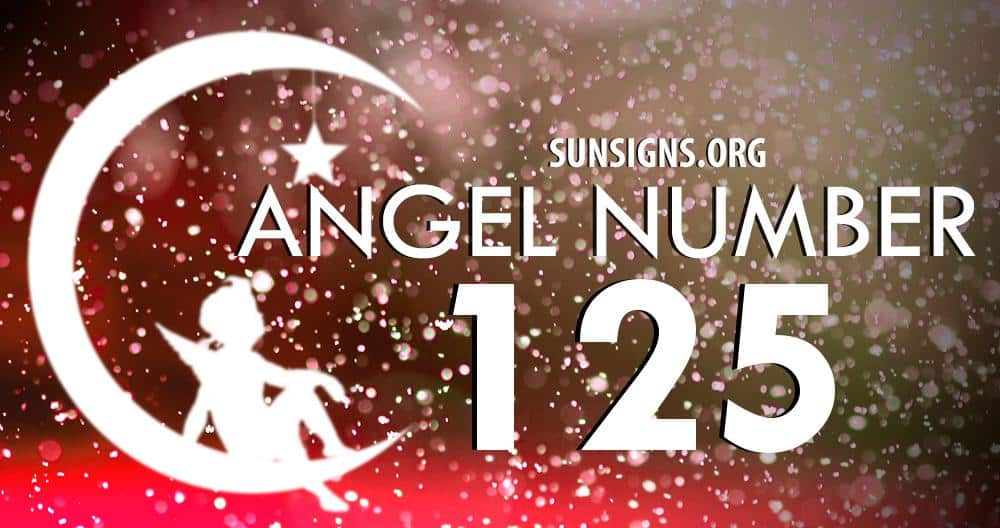 angel number 125