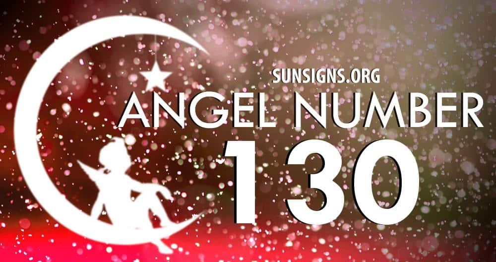 angel number 130
