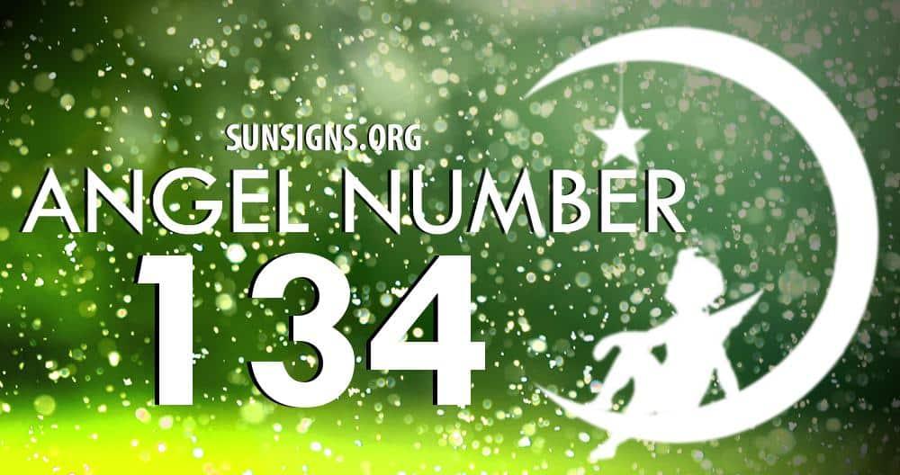 angel number 134