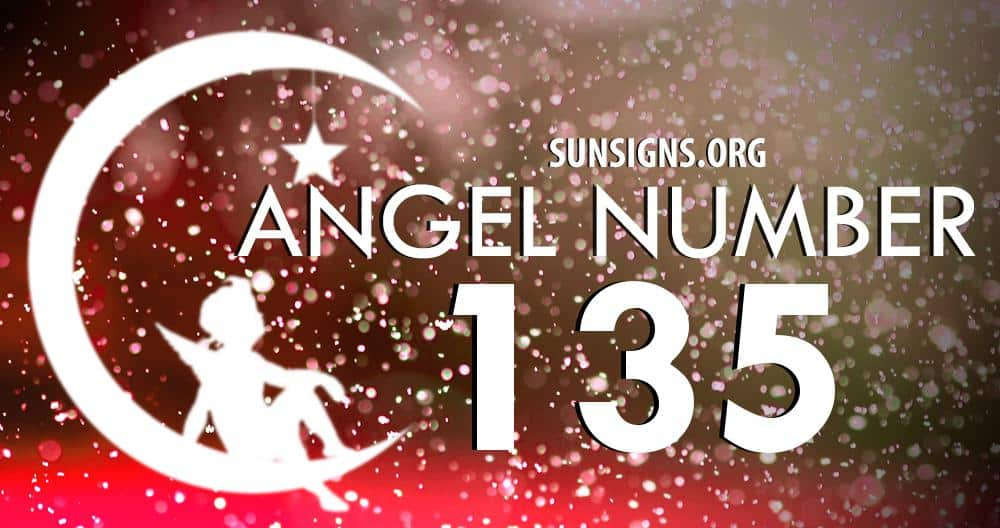 angel number 135