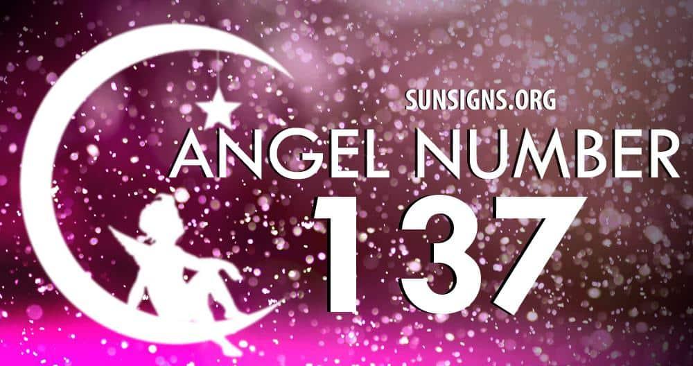 angel number 137