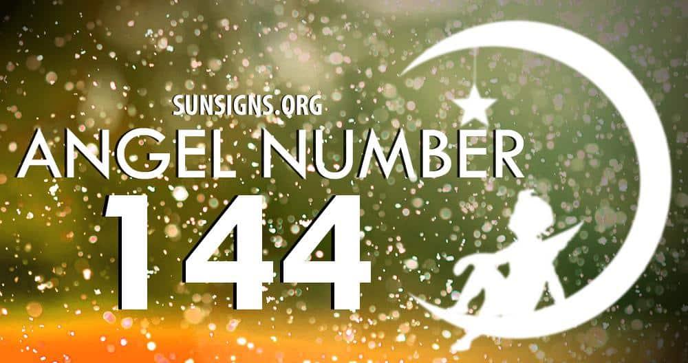 angel number 144