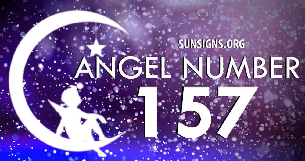 angel number 157