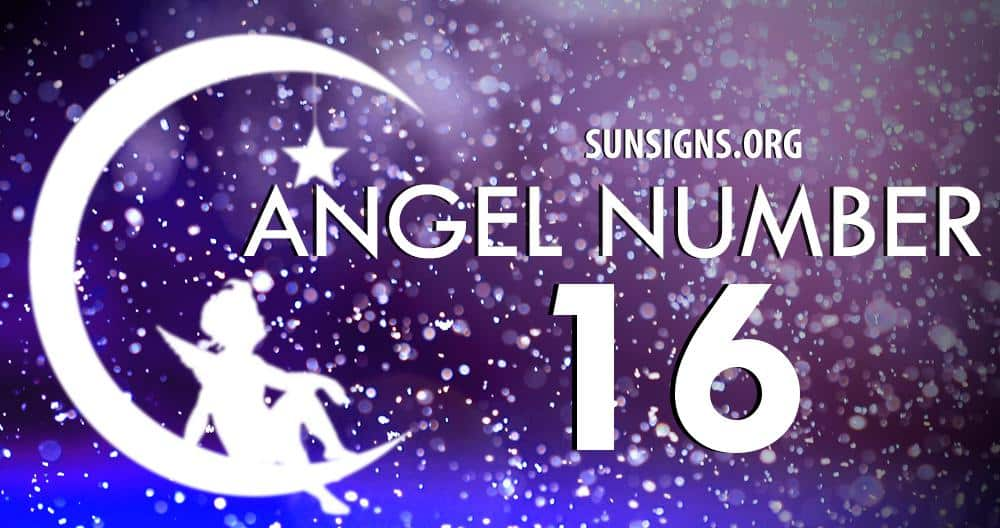 angel number 16