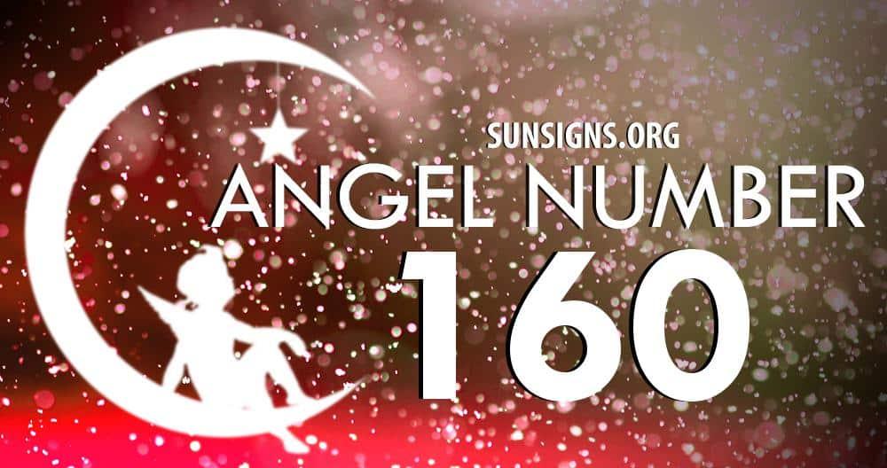 angel number 160