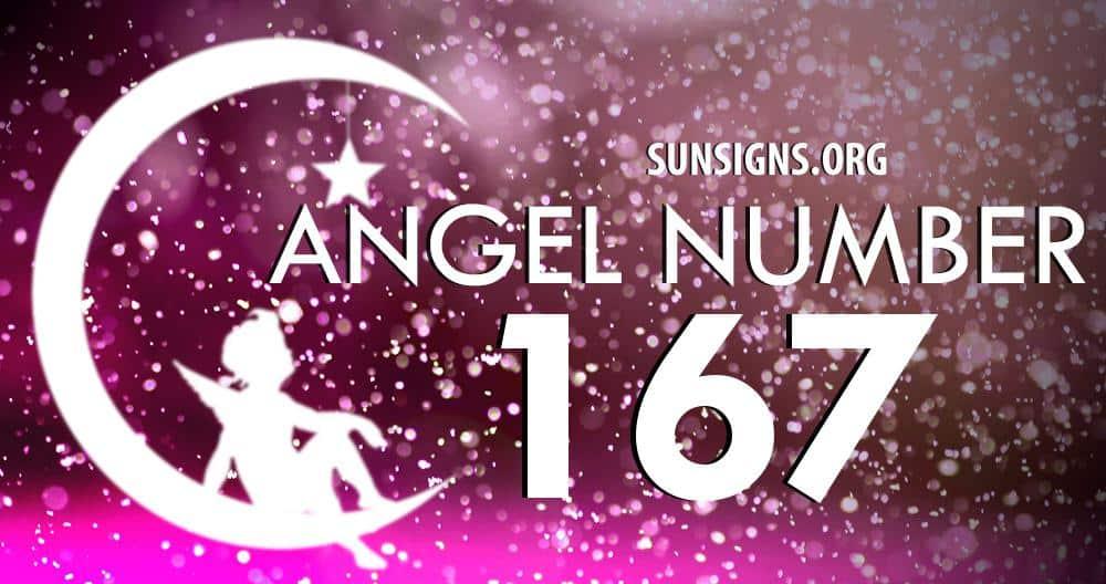 angel number 167