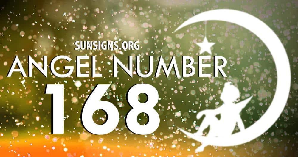 angel number 168