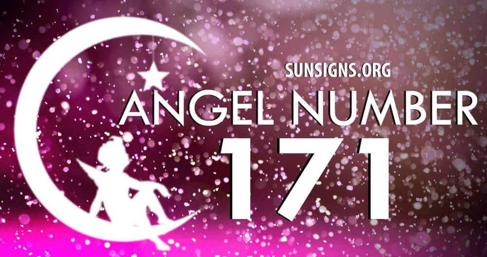 angel number 171