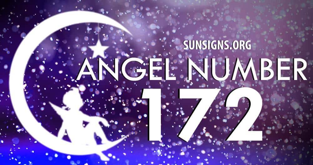 angel number 172