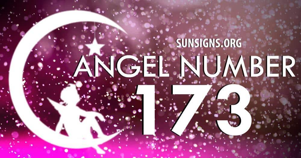 angel number 173