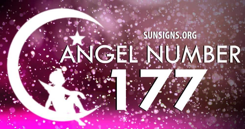 angel number 177
