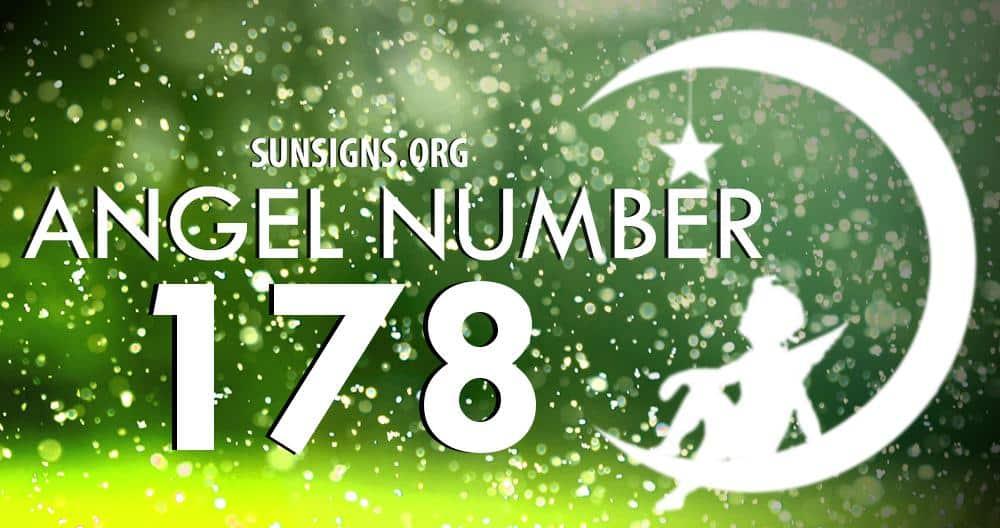 angel number 178