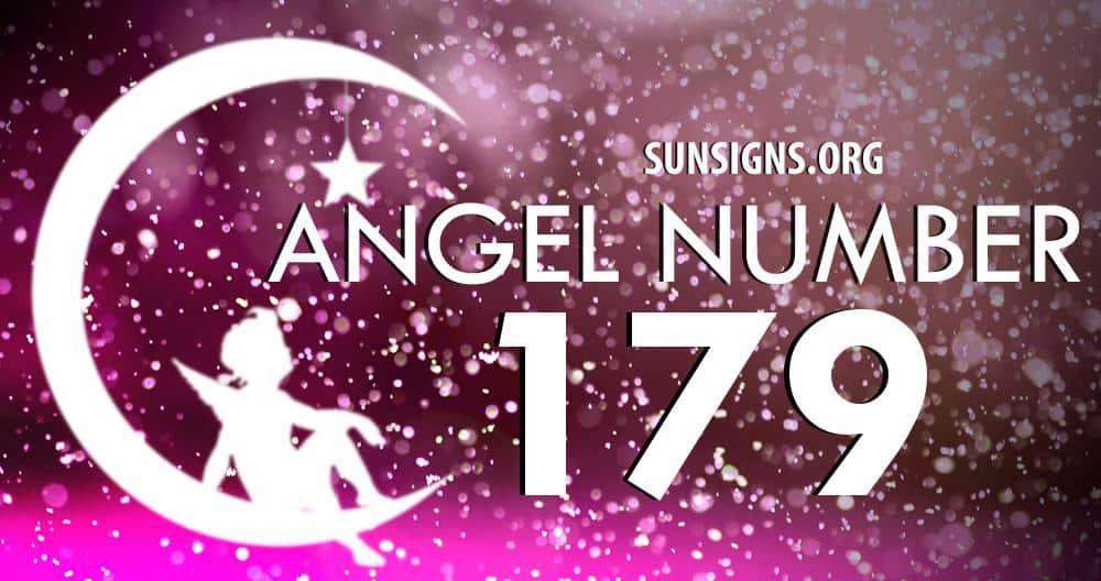 angel number 179