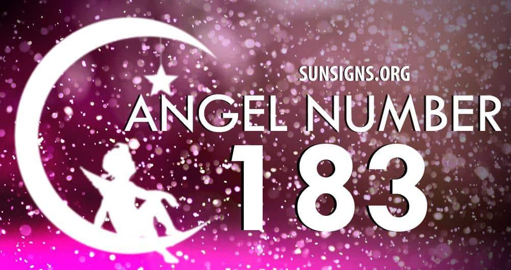 angel number 183