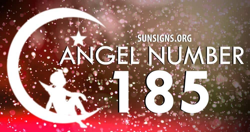 angel number 185