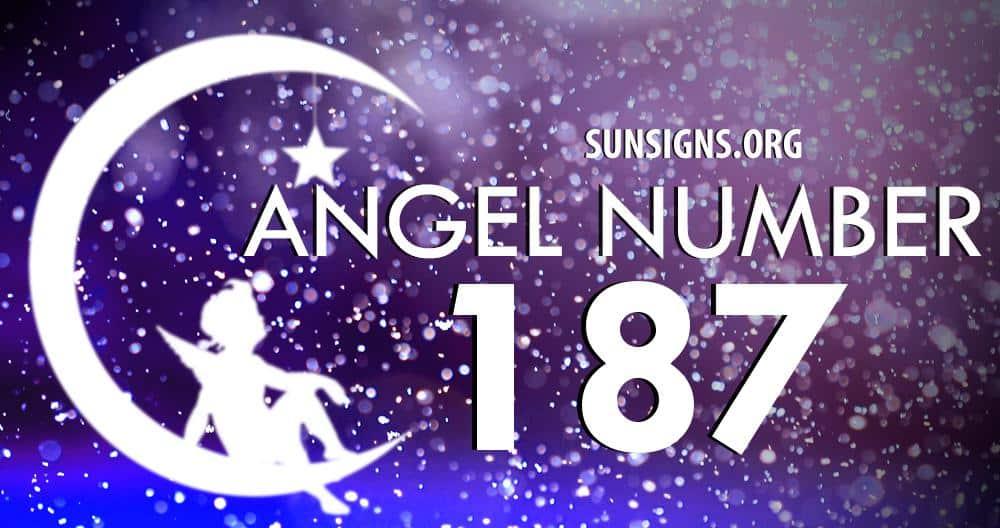 angel number 187