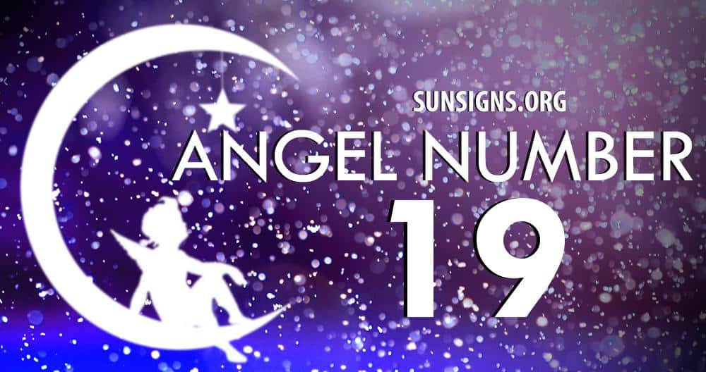 angel number 19