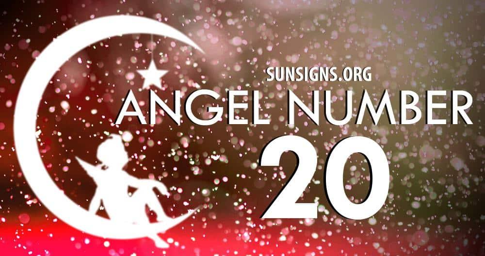 angel number 20