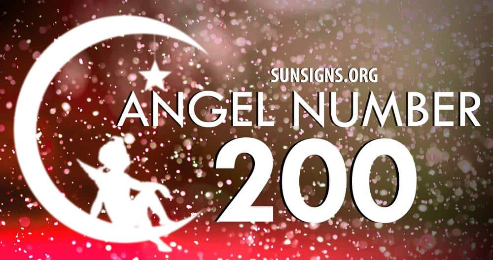 angel number 200