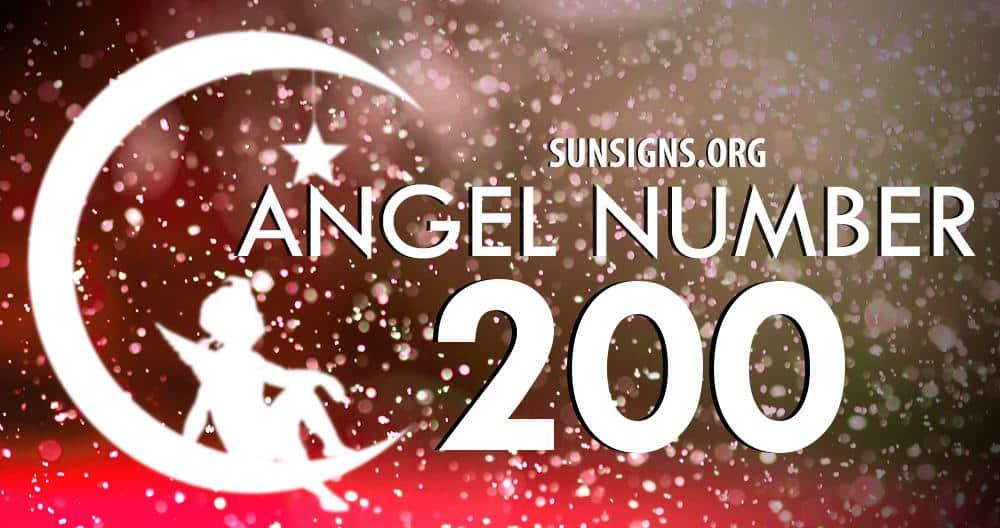 angel number 200