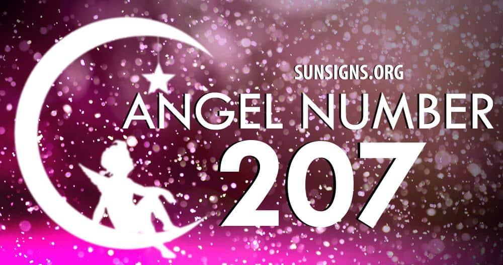 angel number 207