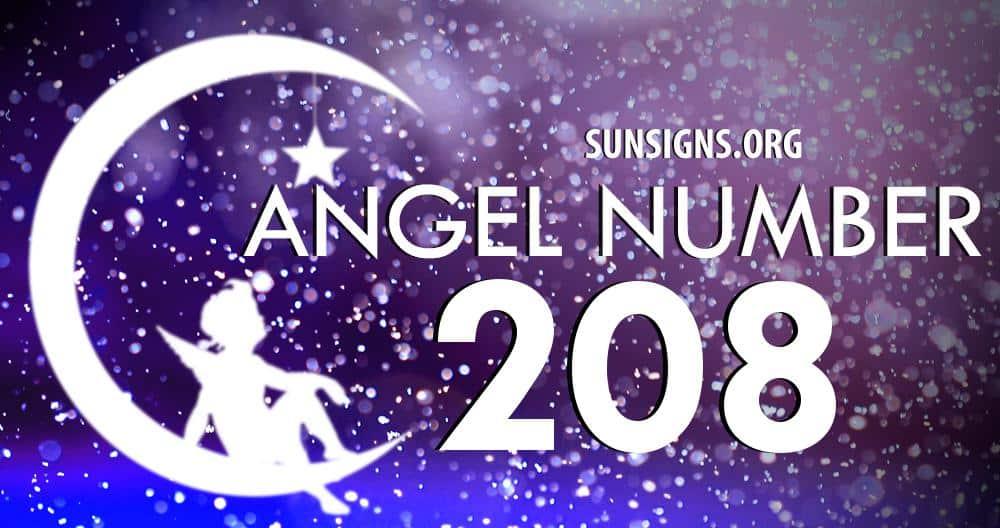 angel number 208
