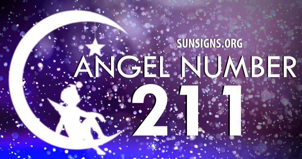 angel number 211