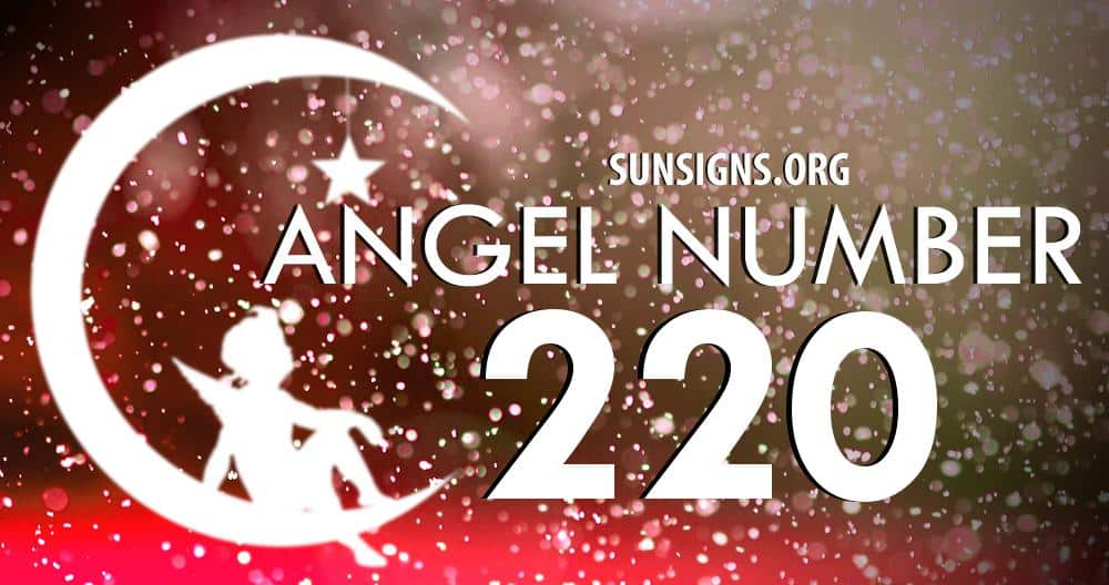 angel number 220