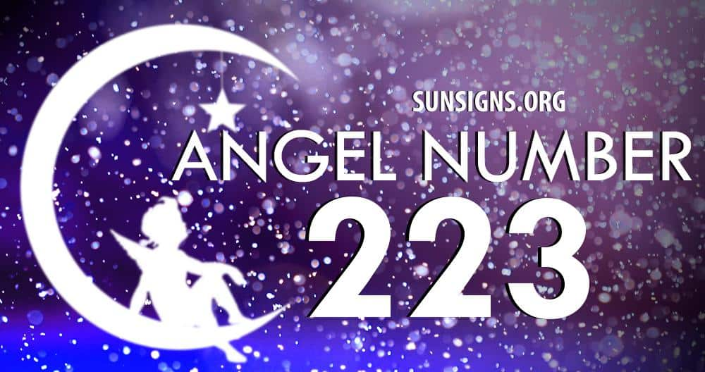 angel number 223