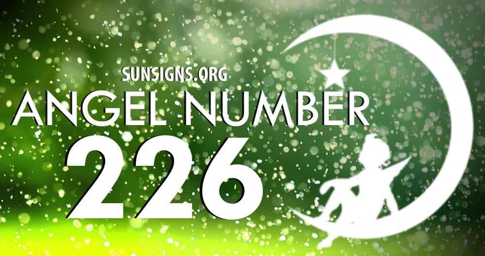 angel number 226