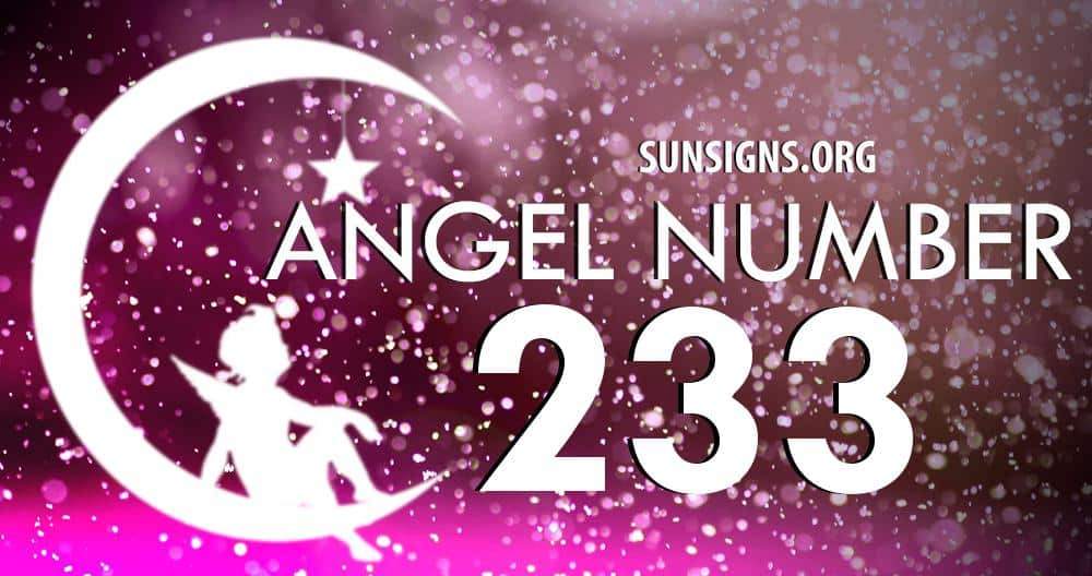 angel number 233