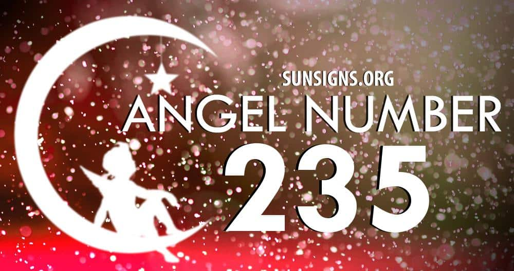 angel number 235