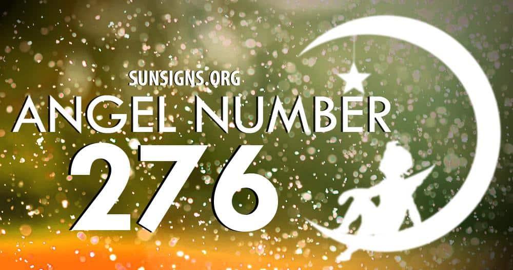 angel number 276