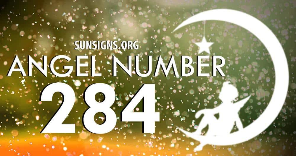 angel_number 284
