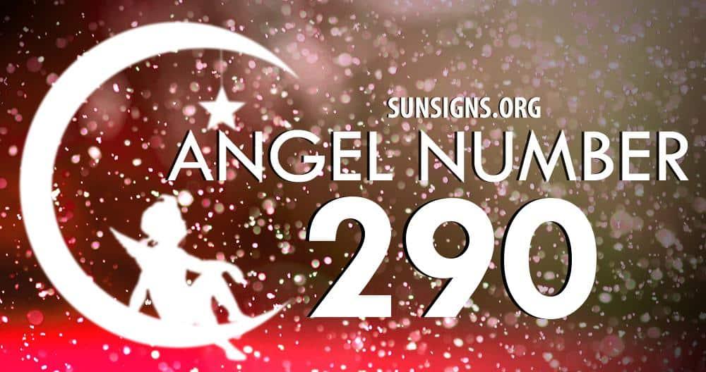 angel number 290