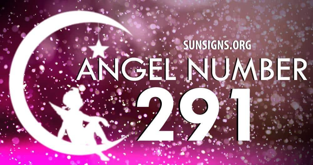 angel number 291